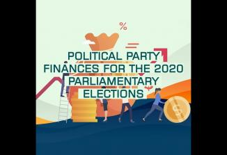 Embedded thumbnail for Campaign Finances in Georgia's 2020 Parliamentary Elections